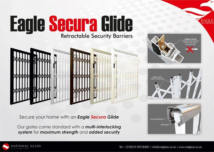Secura Glide Security Gates